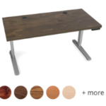UpLift Standing Desk with Solid Wood Top