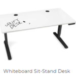 UpLift Whiteboard Standing Desk
