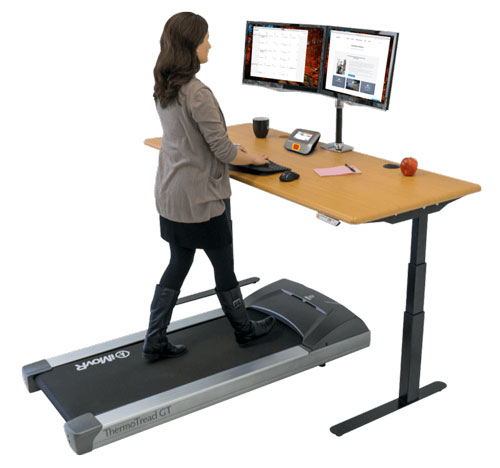 how many calories can you really expect to burn using a standing desk or treadmill desk. Black Bedroom Furniture Sets. Home Design Ideas