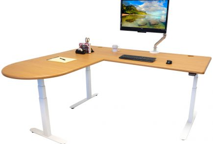 Jarvis Standing L Desk Review