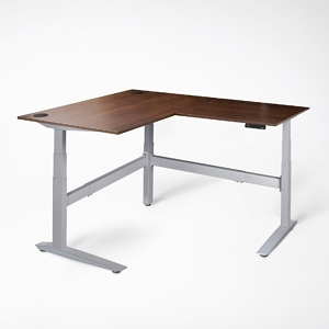 cheap electric l-desk