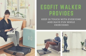 ergofit walker treadmill review