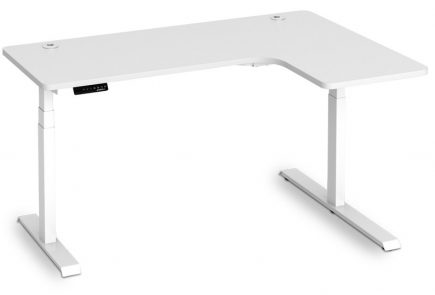 Eureka E-60 L-Shaped Standing Desk Review