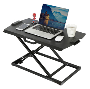 Eureka Ultra Slim Portable Sit Stand Desk Converter