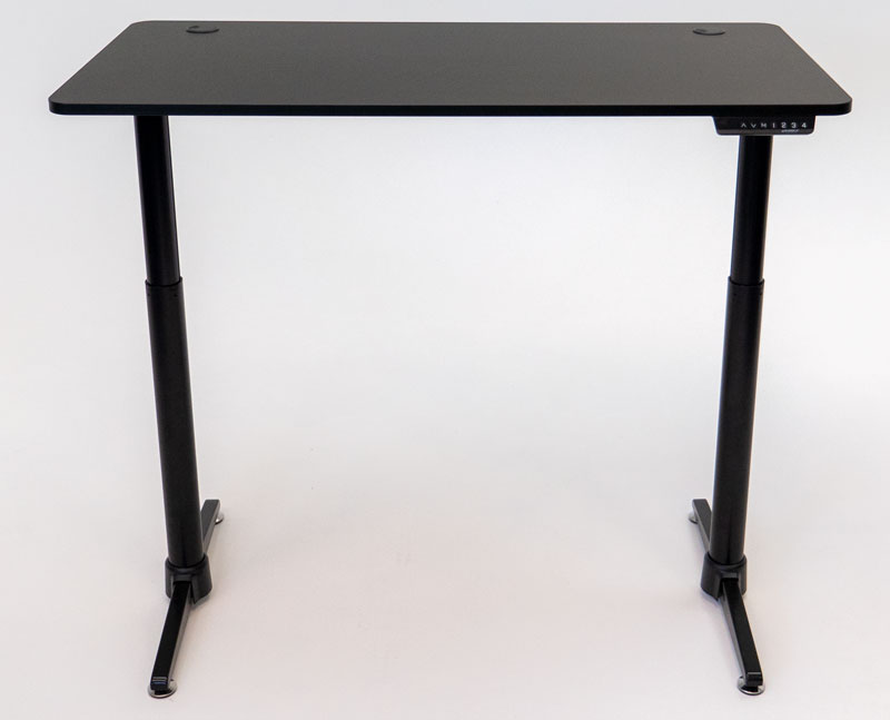 Eureka Ergonomic Height Adjustable Desk - Solid Frame