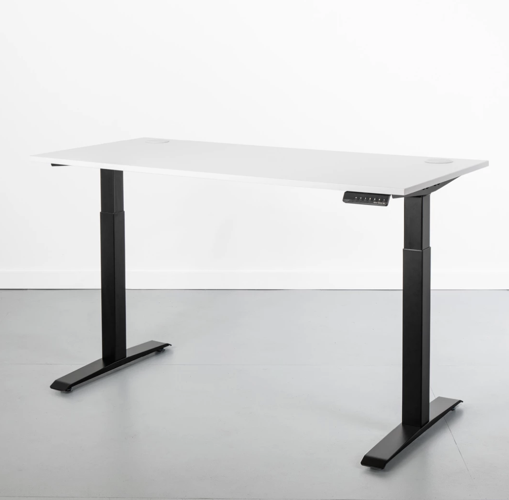 Picture of: Able Desk Co Electric Standing Desk Experts Review