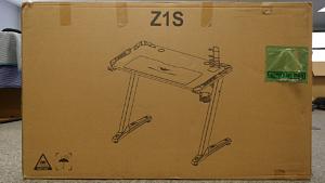 Eureka Z1-S Box (Front)
